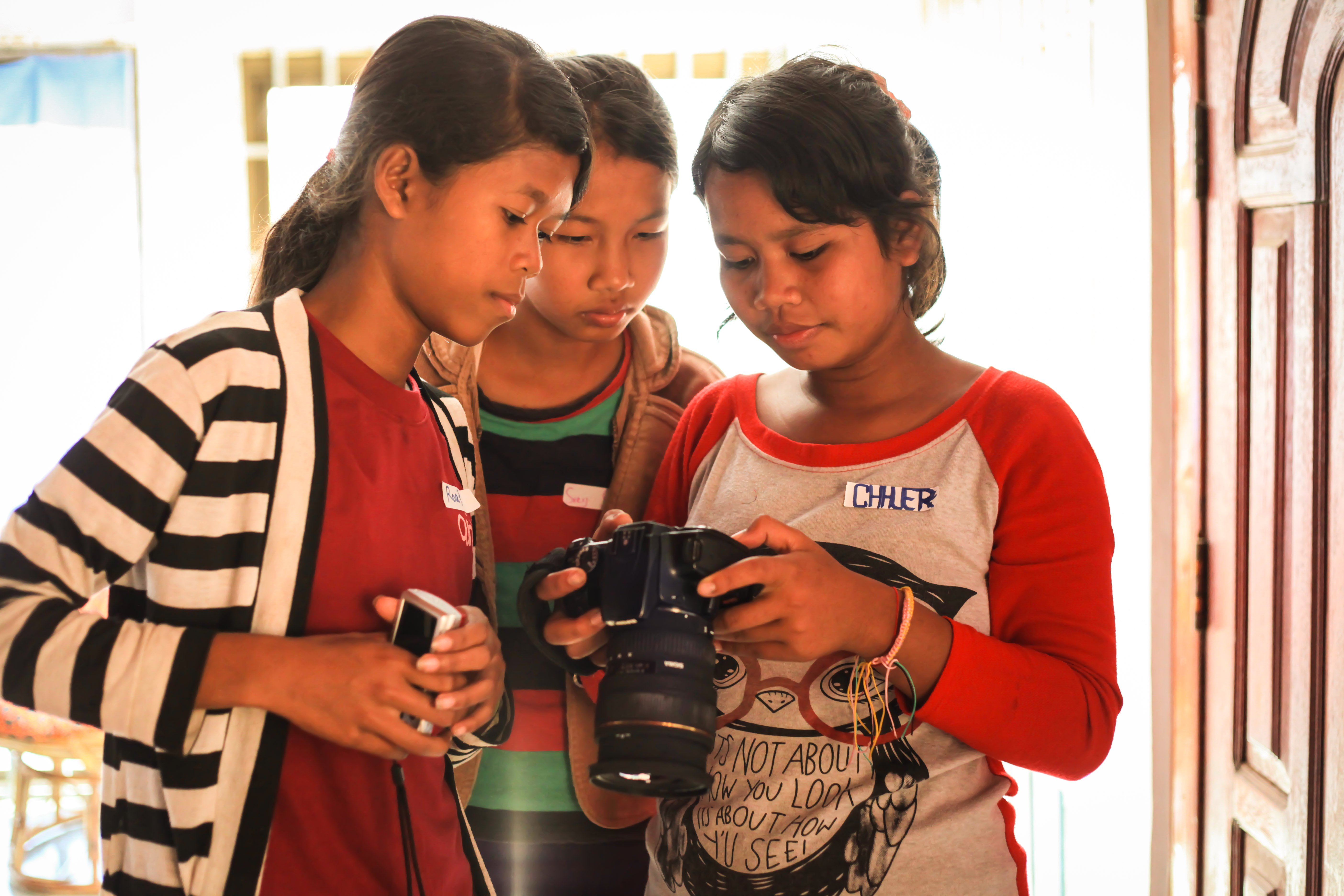 The Giving Lens in Cambodia 2013